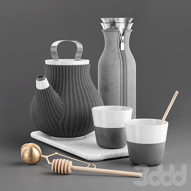 EvaSolo Tea Set