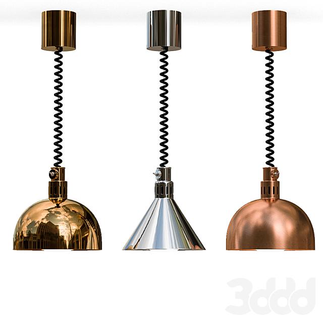 Hatco Heat Lamps