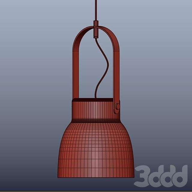Tudoandco Skandi Minimalist Pendant Light