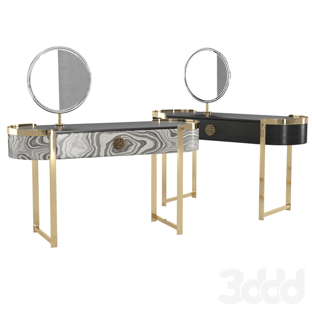 Столик туалетный DORIS Opera Contemporary