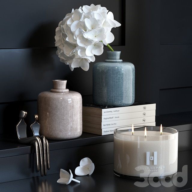 Decorative set by Kelly Hoppen 3