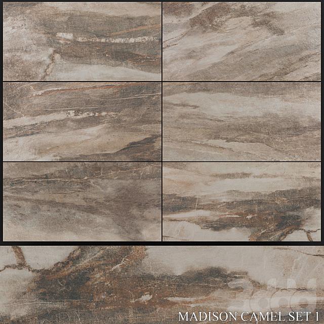 Azuliber Madison Camel Set 1