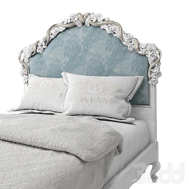 (ОМ) Кровать Николь Mini Romano Home