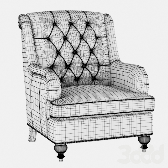 Bassett Furniture, Gordon accent chair