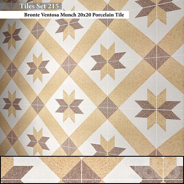 Tiles set 215