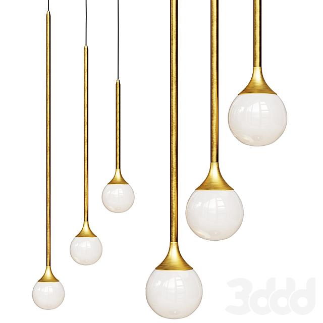 Подвесной светильник Bullarum SS-1 3tipes