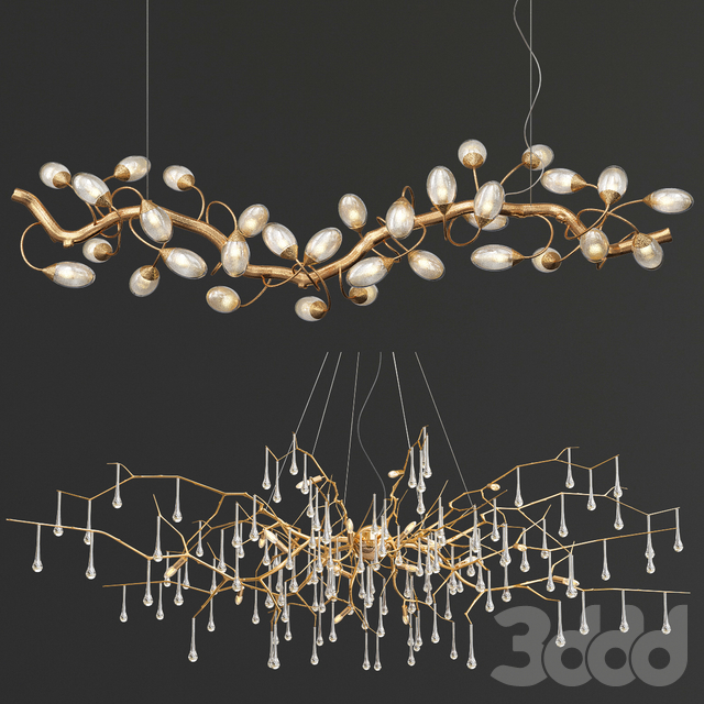 Exclusive Serip Chandelier Collection