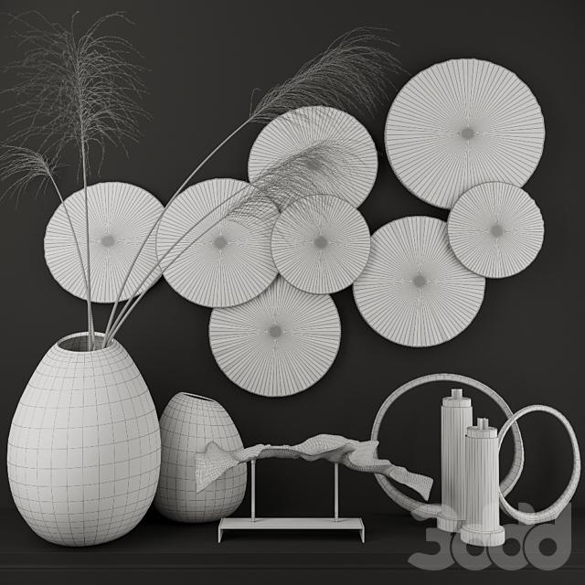 Декор Apollo и аксессуары от Uttermost