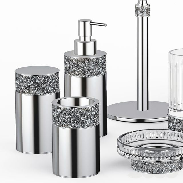 Аксессуары для ванной комнаты Decor Walther ROCKS