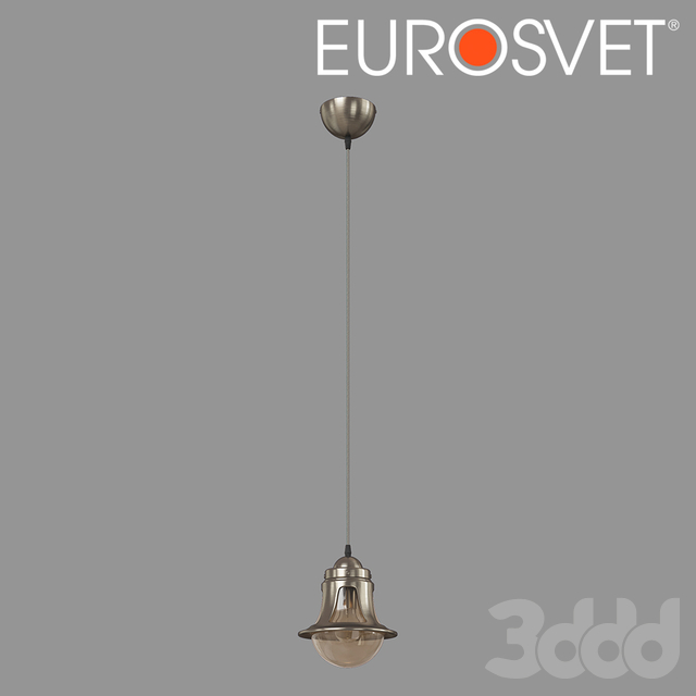 ОМ Подвесной светильник Eurosvet 50055/1 бронза Kongo