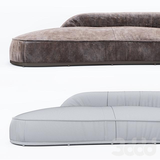 Baxter Leon sofa
