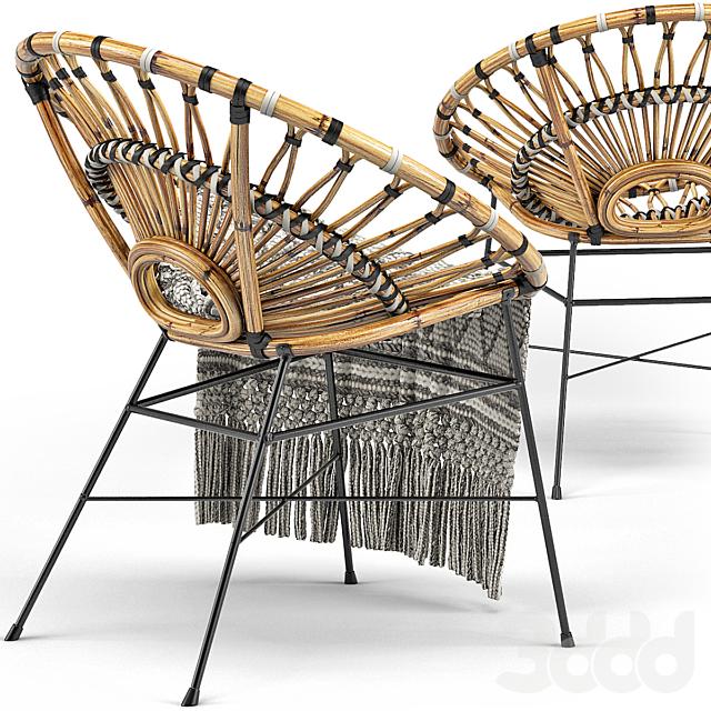 Daisy Lounge Chair