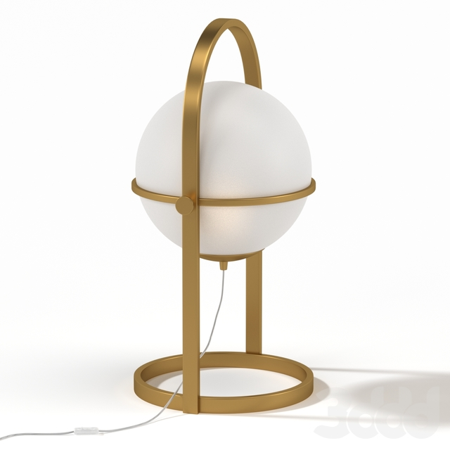Kare Table Lamp Swing Jazz Ball