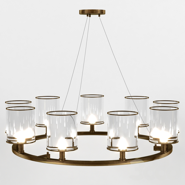 Arteriors Home Lorena ANTIQUE BRASS