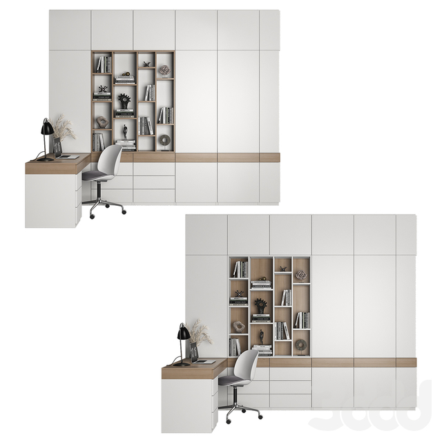 Мебельная композиция 88