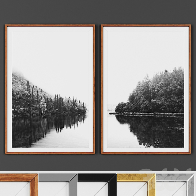 Picture frame set 00018-11