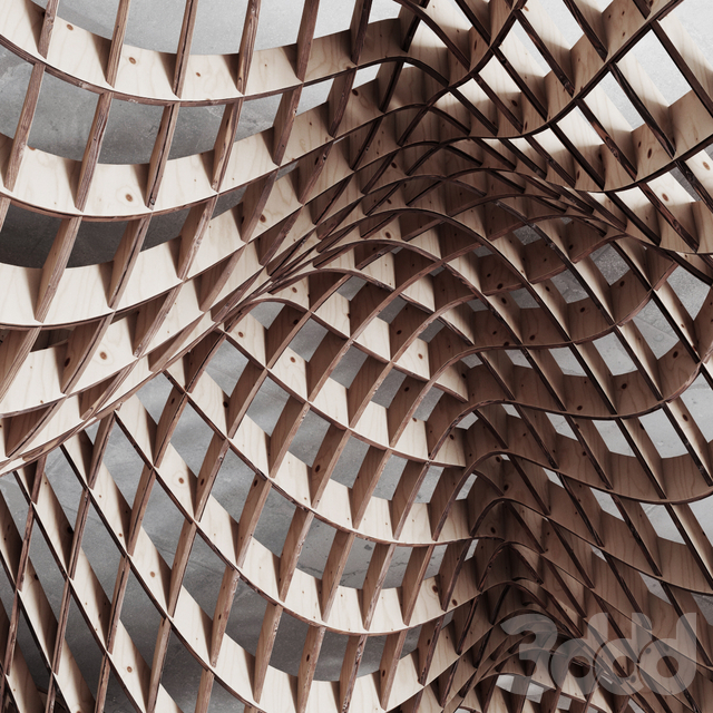 Параметрический зал / Parametric Hall