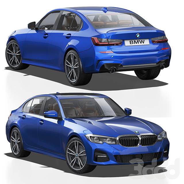 BMW 3er VII(G2x)