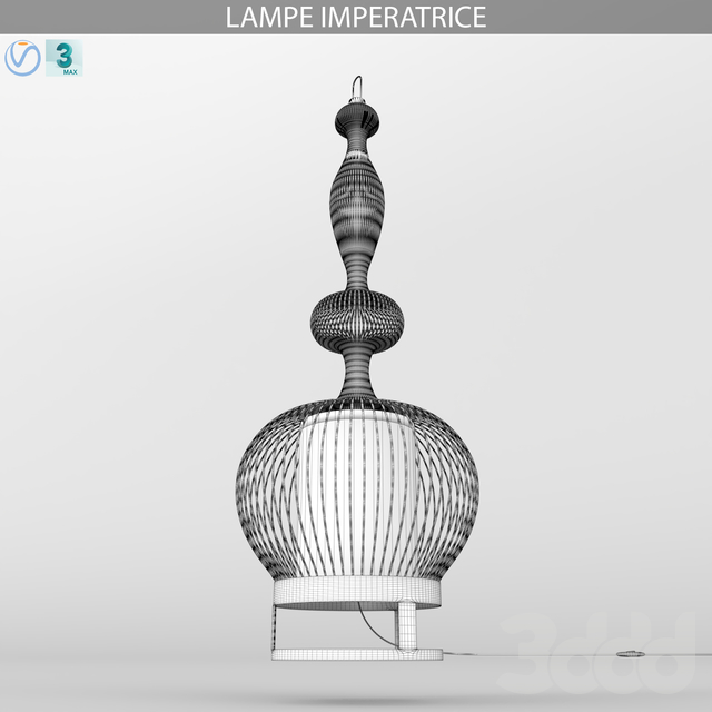 Lampe Imperatrice