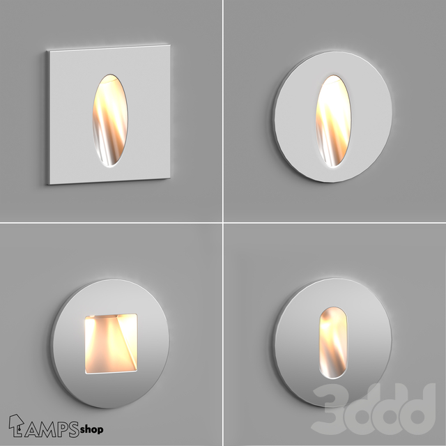 LED Wall Lamps Part 2