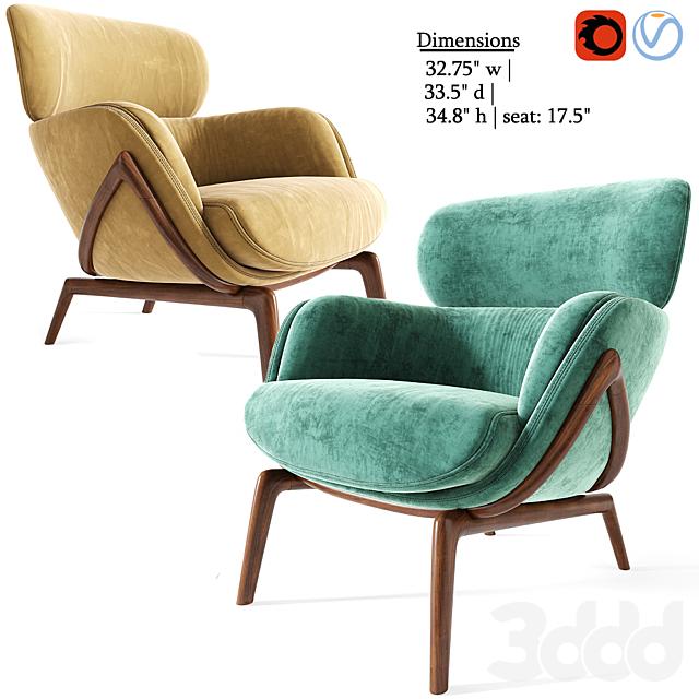 Elysia Lounge Chair02