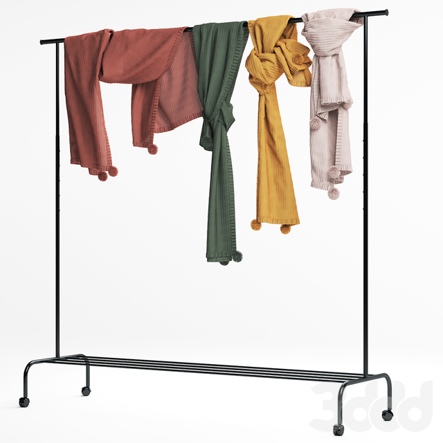 IKEA Clothes rack
