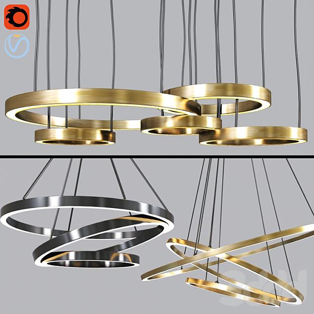 Ceiling Light Set 32