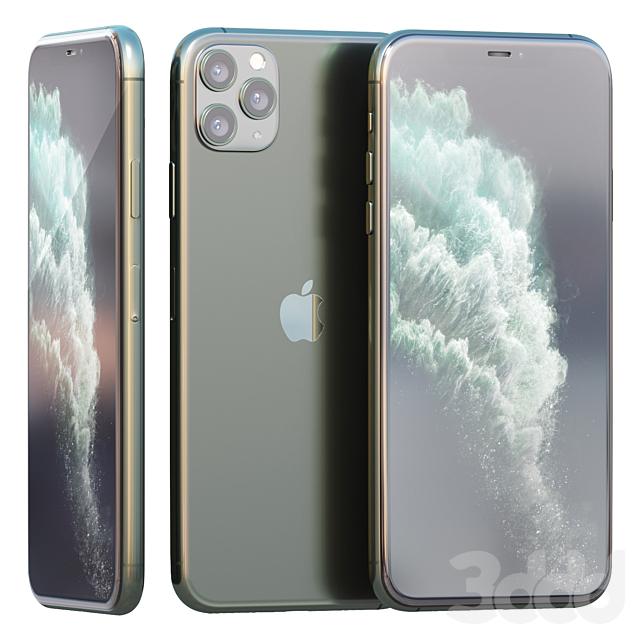 AVE Apple iPhone 11 PRO & PRO MAX