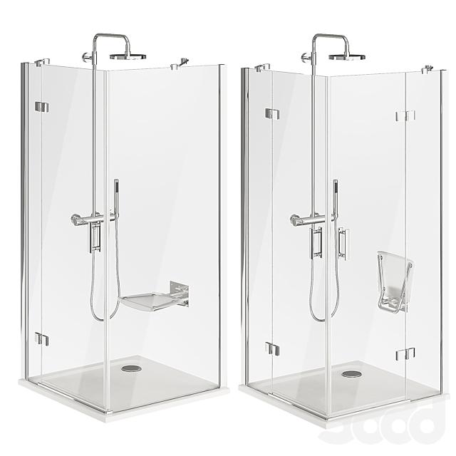 Ravak SmartLine Shower Cabin