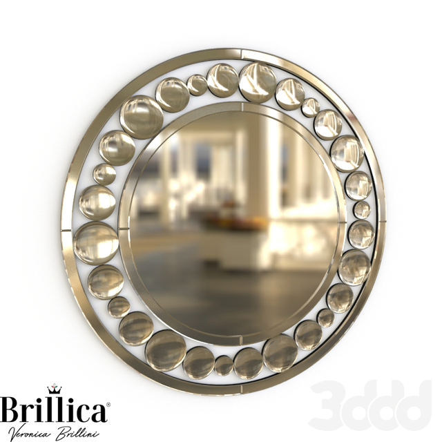 Зеркало Brillica BL860/860-C04