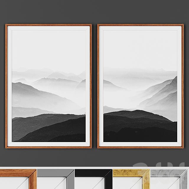Picture frame set 00018-13