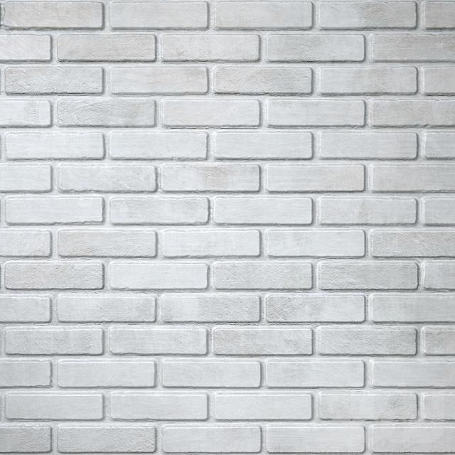Кирпич белый кладка