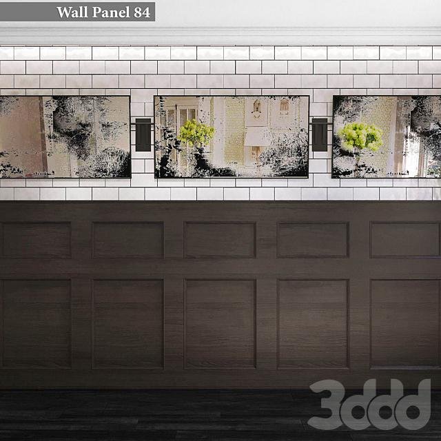 Wall Panel 84