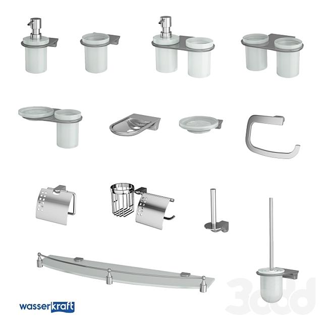 Аксессуары для ванной комнаты Kammel K-8300_ОМ