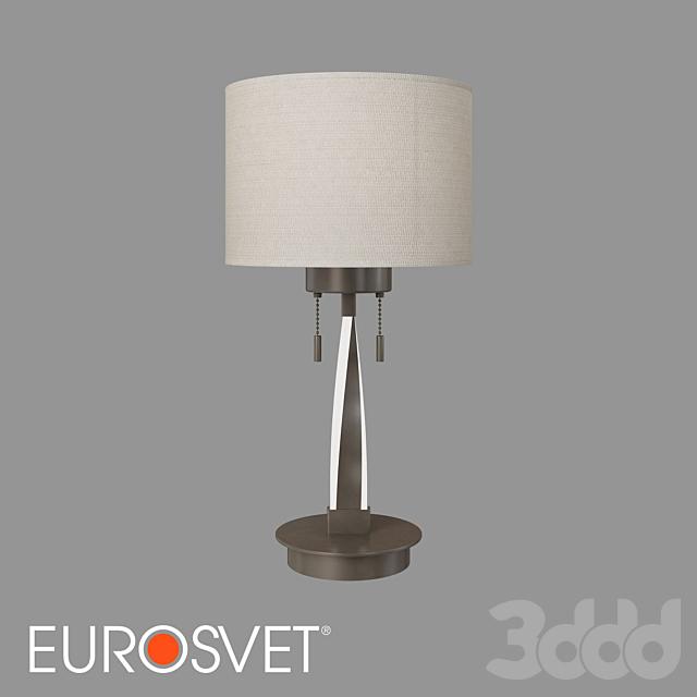 ОМ Настольная лампа с LED подсветкой Bogate's 993 Titan