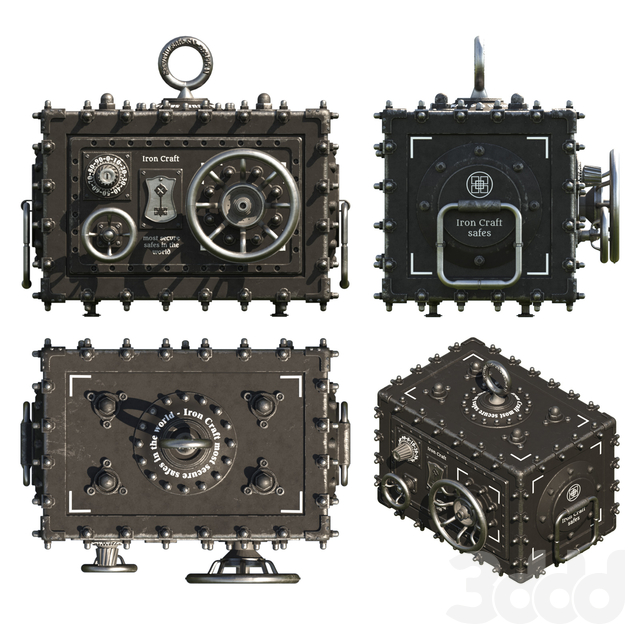 Steampunk safe 2