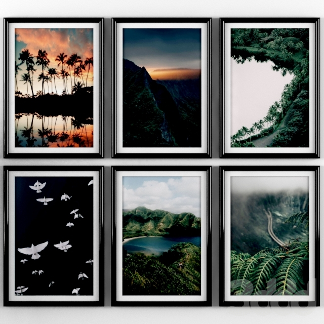 Постеры: Hawaii