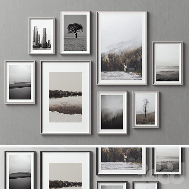 Picture Frames Set-114