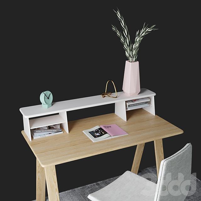 "Рабочий стол ""Kaira Desk"" от ""West Elm"""
