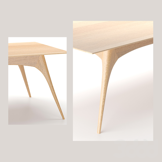 Gazelle Dining Table
