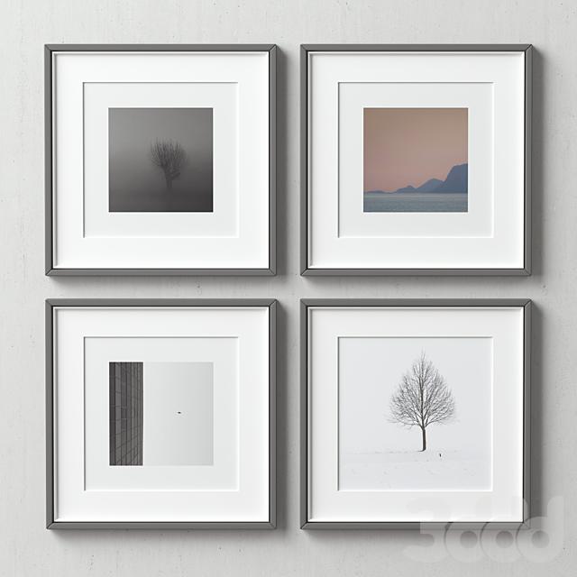 Picture Frames Set-115