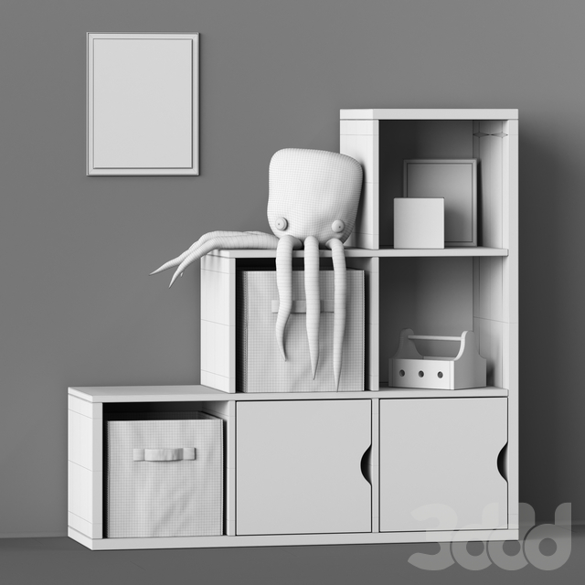 Toys and furniture set 57