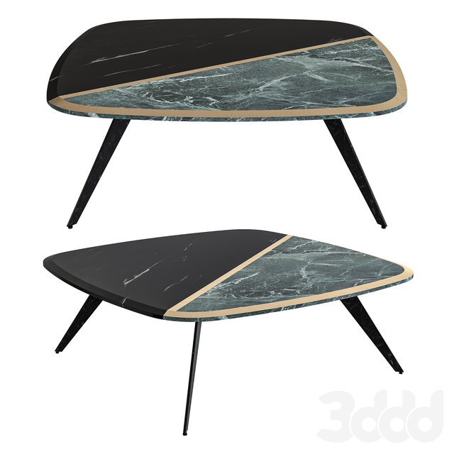 Distortion Table by Alex Mint