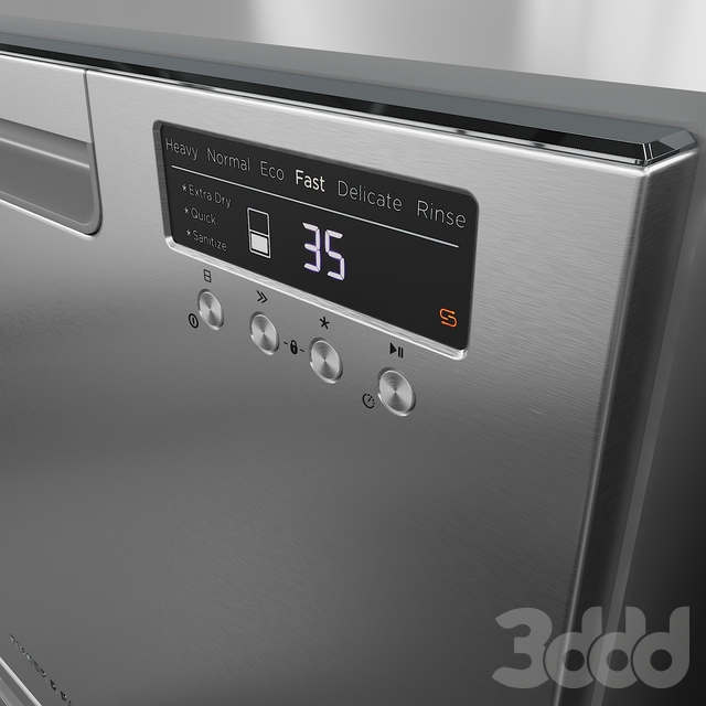 Посудомоечная машина Fisher&Paykel DD60DCHX9, DW60FC2X1