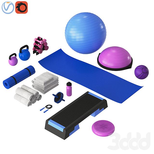 Home Fitness Set