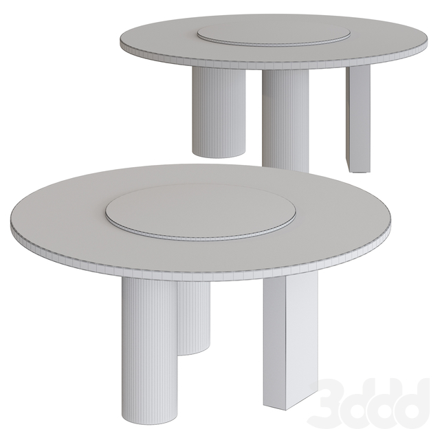 Vibieffe 4000 PLACE dining table