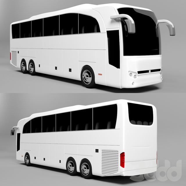 Автобус MercedesBenz Travego