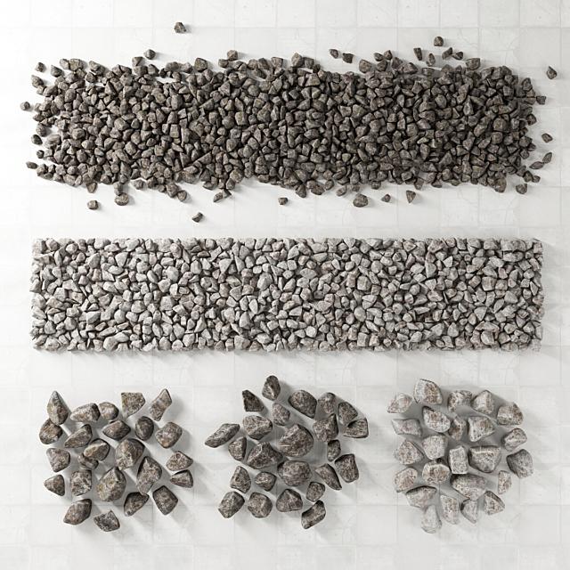 Скальный гранитный камень №3 / Скальный гранитный камень №3