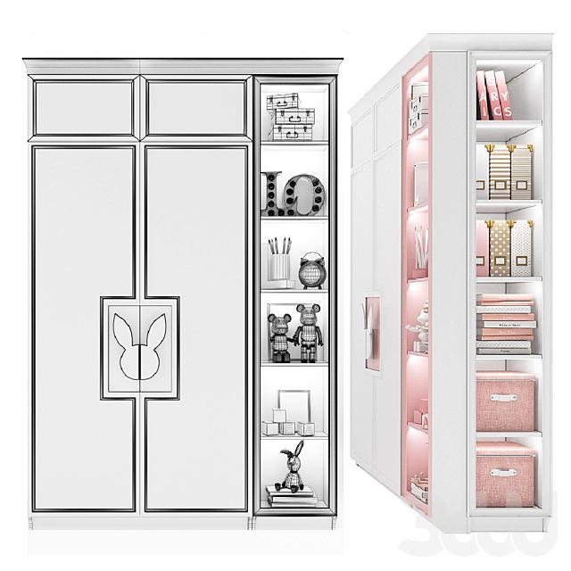 EFI Concept Kid / Мiss Bunny -wardrobe 1200