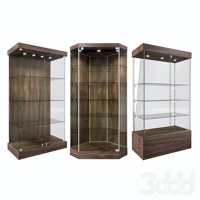 Glass shelves 2